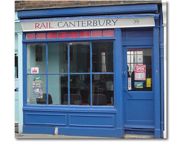 Rail Canterbury